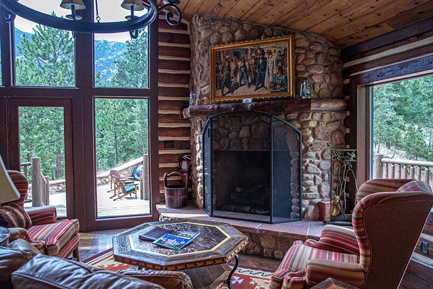 the Hillside Cabin