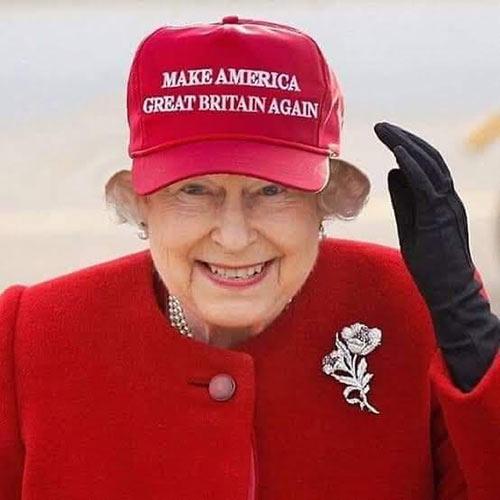 Parting Shots: Make America Great Britain Again