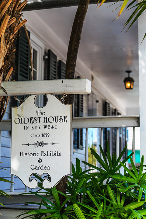 Key West's oldest wooden house