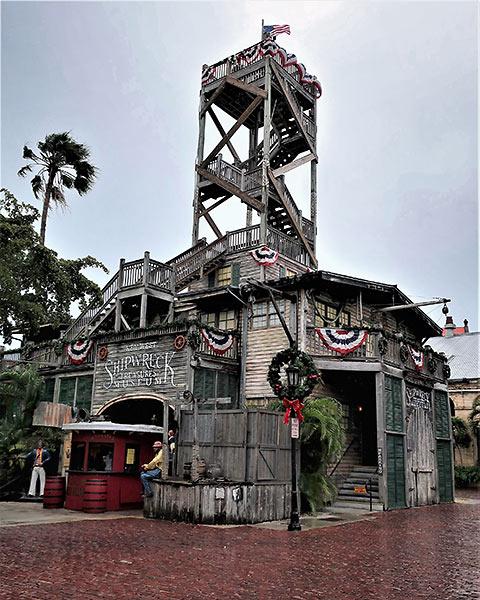 Shipwreck Museum, Key West
