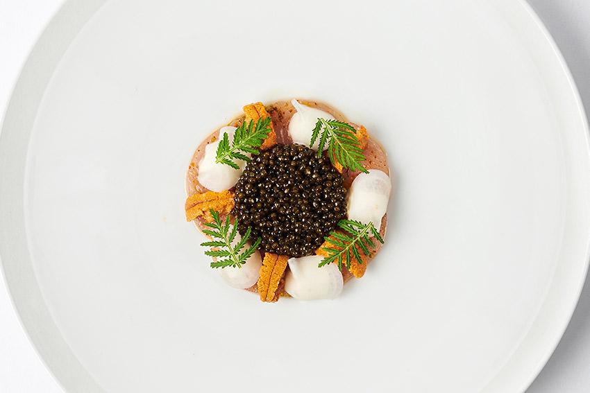 a dish at Frevo