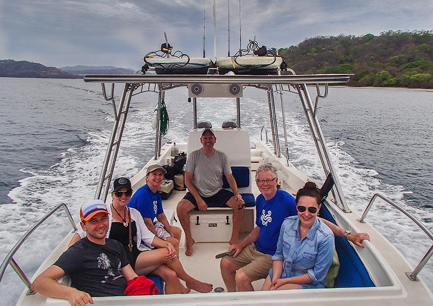Almaco Ocean Experiences' tours and picnics