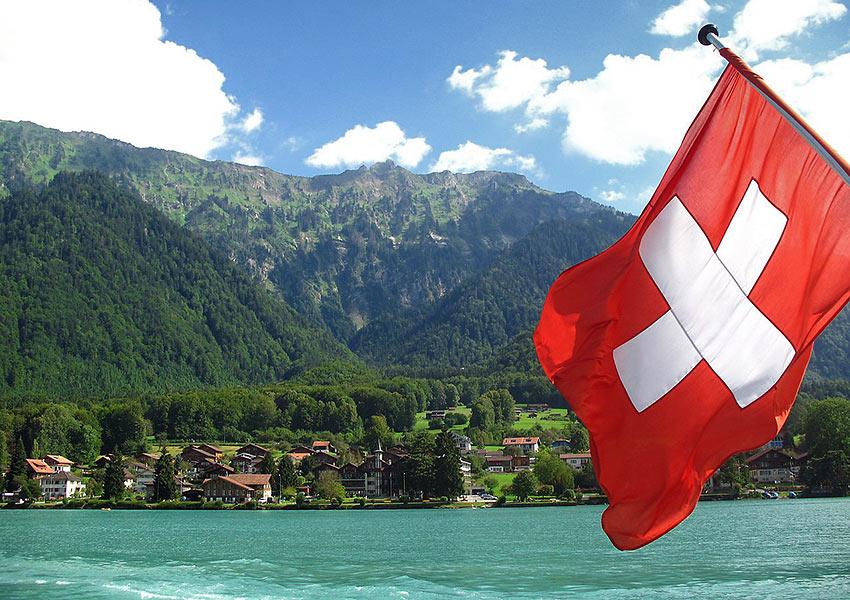 Bönigen, Switzerland