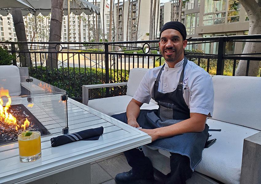Chef Hector Zamora