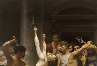 flogging of Christ