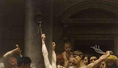 flogging of Christ