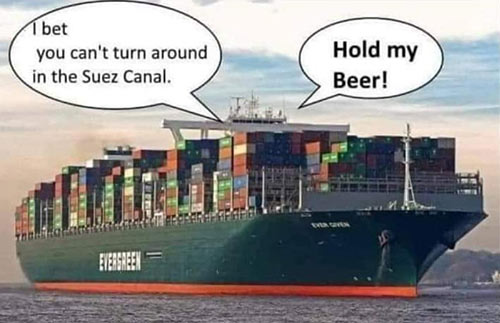 Parting Shots: Hold My Beer