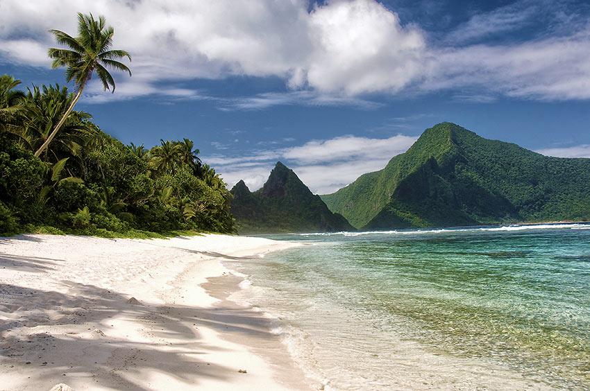 Ofu Beach, American Samoa