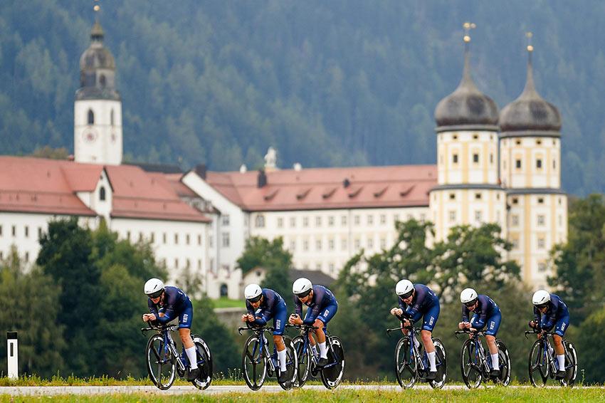 2018 UCI Road World Championships Innsbruck/Tirol Women's Team Time Trial