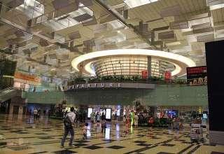 Changi Airport Sinapore. Courtesy Wikimedia Commons