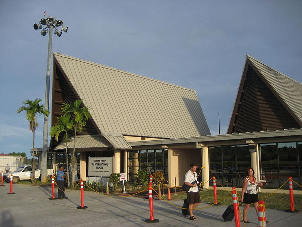 Yap International Airport.